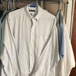 Men's dress long sleeved  button down